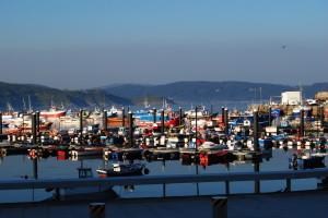 Hafen Finesterre 01